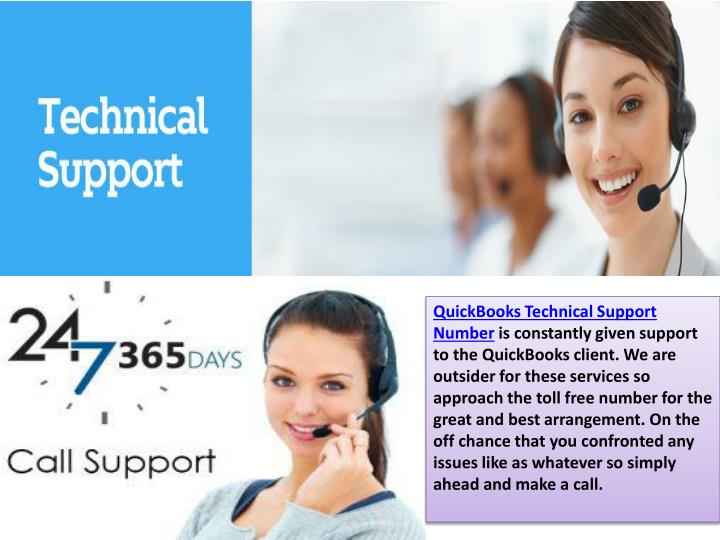 QuickBooks Technical Support Number