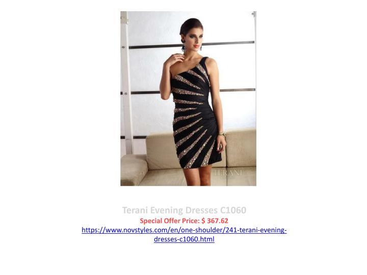Terani Evening Dresses C1060