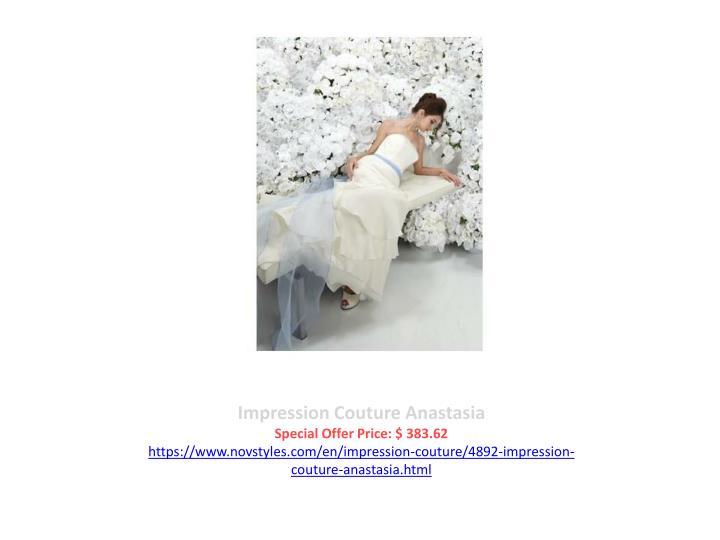 Impression Couture Anastasia