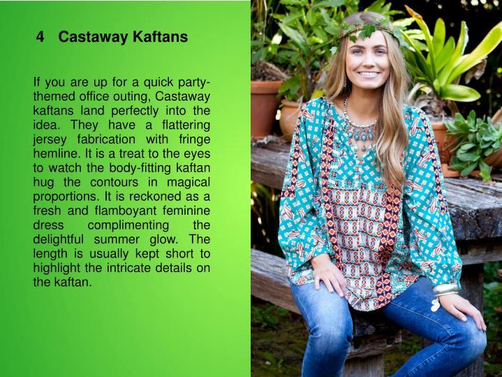 4Castaway Kaftans