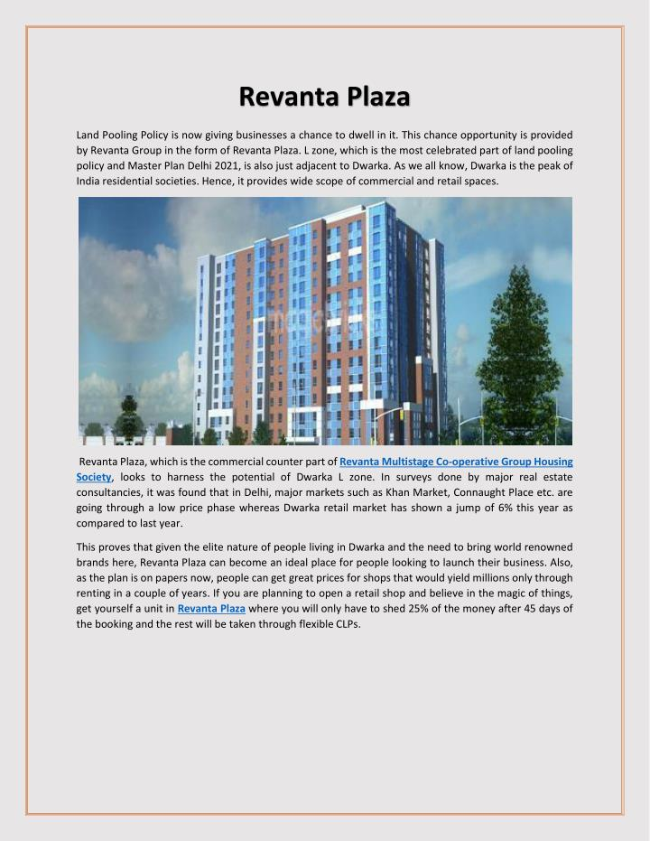Revanta Plaza