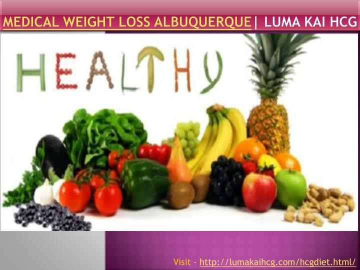 Medical weight loss albuquerque luma kai hcg