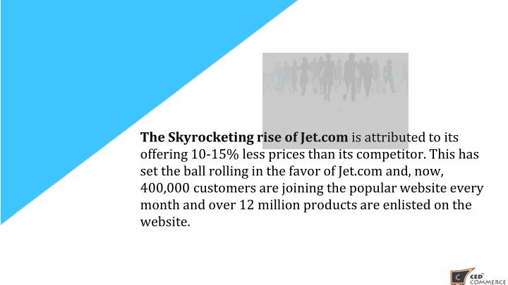 The Skyrocketing rise of Jet.com