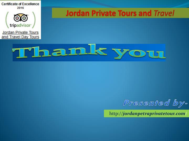 Jordan Private