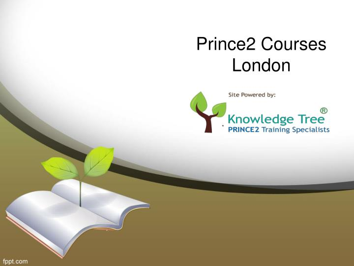 Prince2 courses london