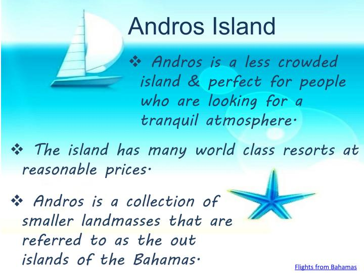 Andros Island