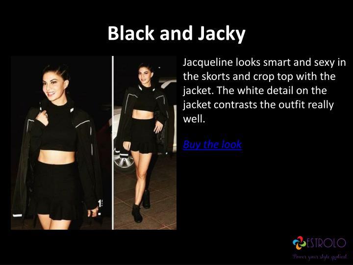 Black and Jacky
