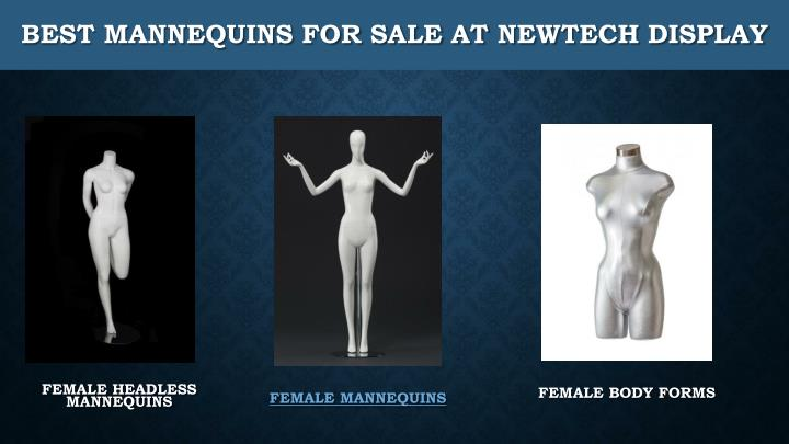 Best mannequins for sale at