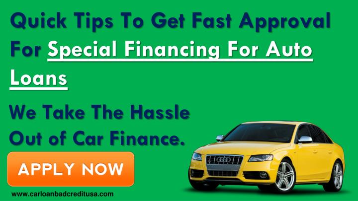 Quick Tips To Get Fast Approval For