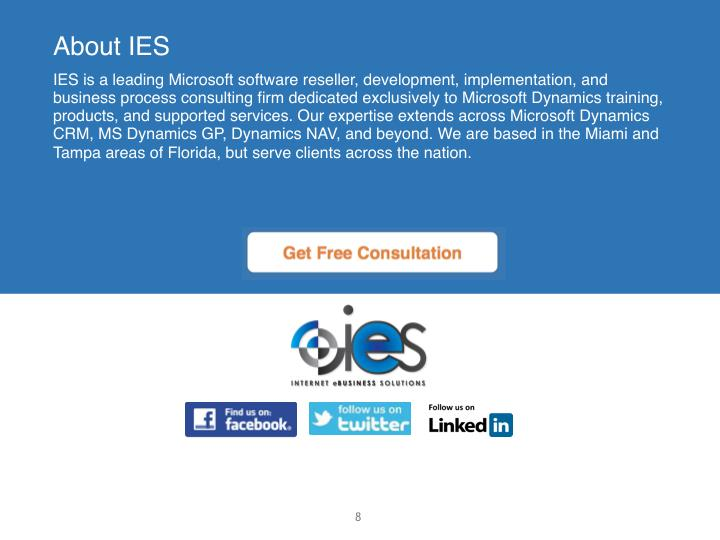 About IES