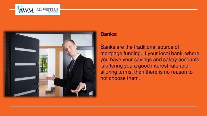 Banks: