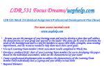 ldr 531 focus dreams uophelp com9
