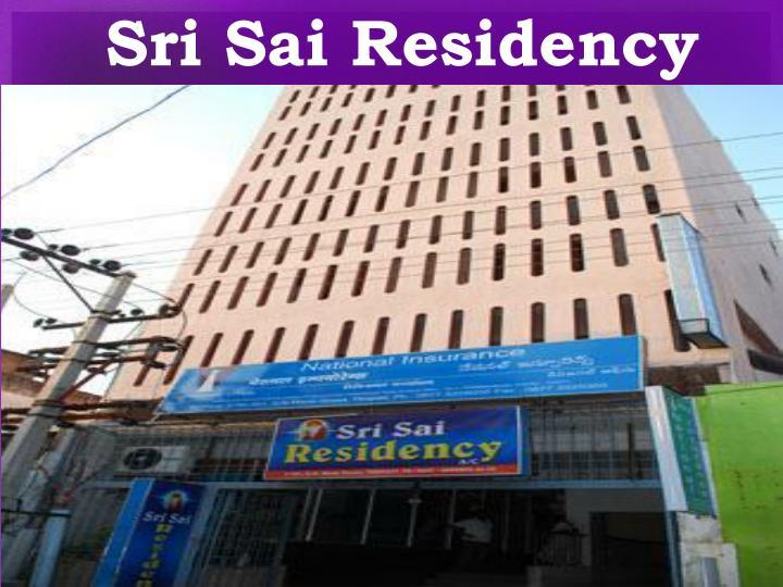 Sri Sai Residency