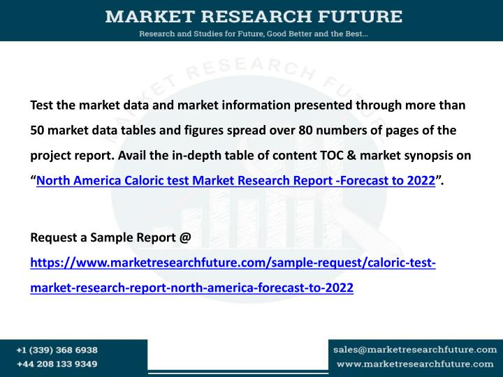 Test the market data and market information presented through more than 50 market data tables and figures spread over 80 numbers of pages of the project report. Avail the in-depth table of content TOC & market synopsis on ""