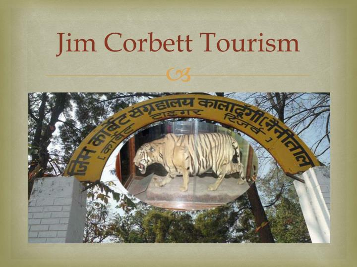 Jim corbett tourism