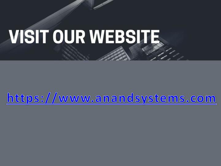 https://www.anandsystems.com
