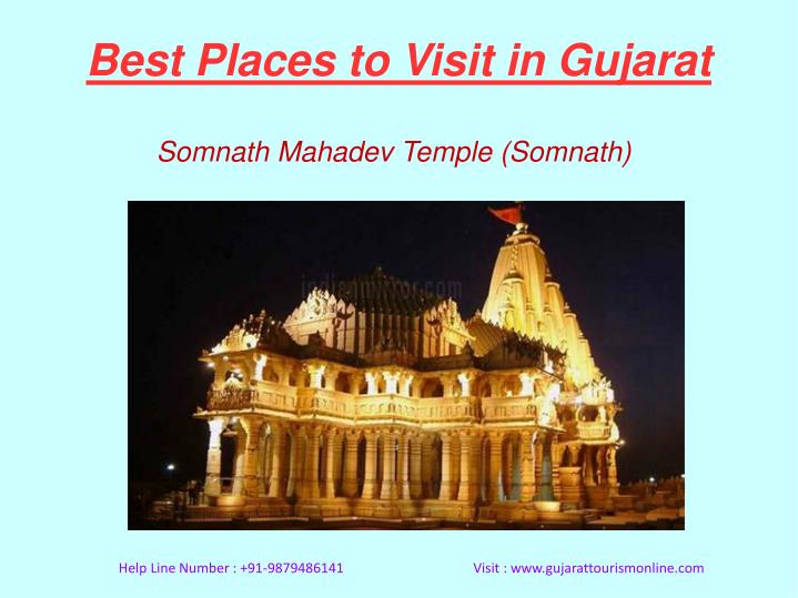 Best Places to Visit in Gujarat