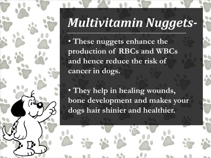 Multivitamin Nuggets-