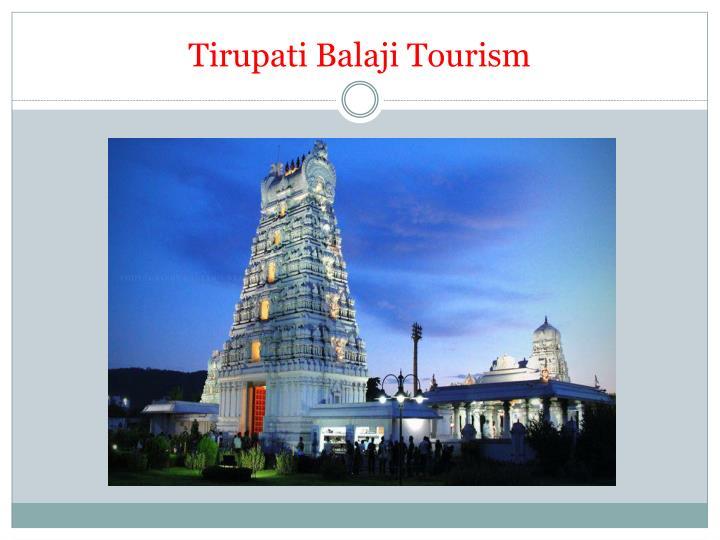 Tirupati Balaji Tourism