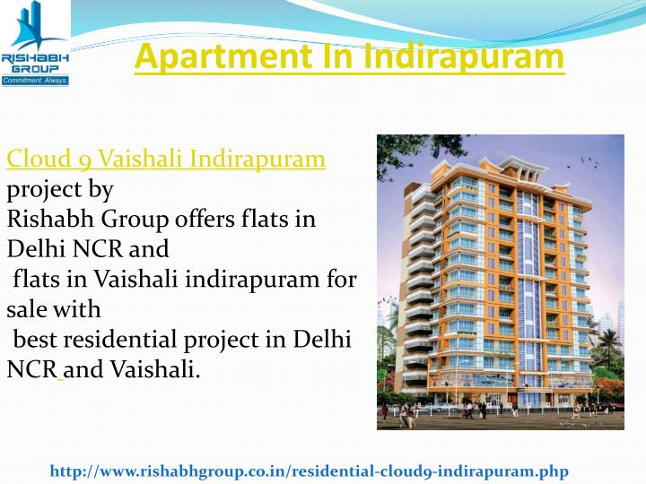 Apartment in indirapuram