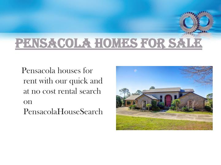 Pensacola Homes for Sale