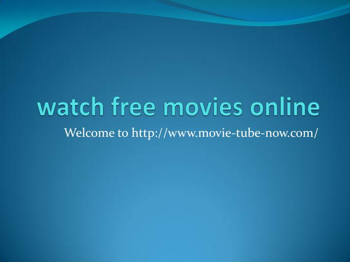 Welcome to http://www.movie-tube-now.com/