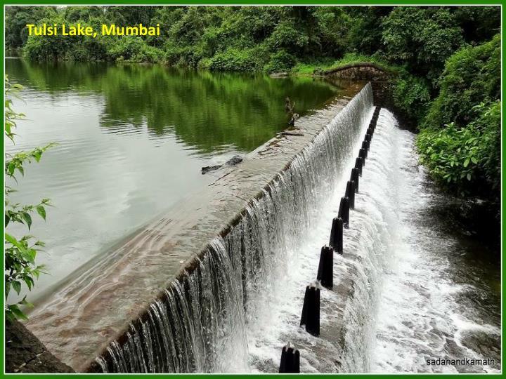Tulsi Lake, Mumbai