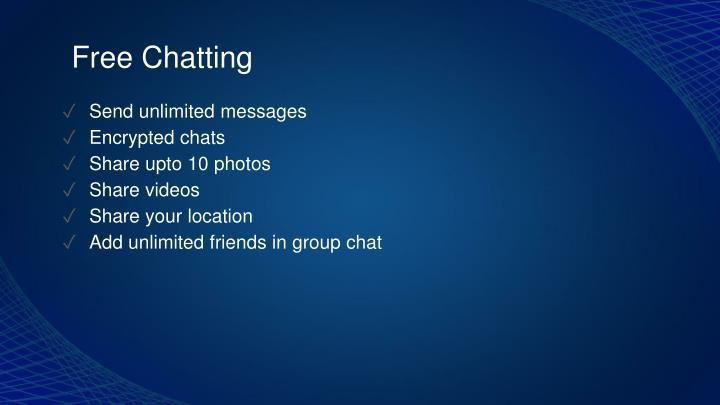 Free Chatting