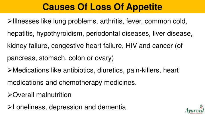 Causes Of Loss