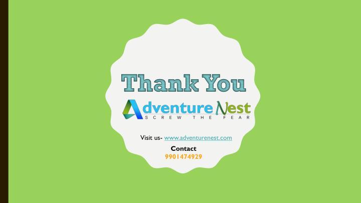 Visit us- www.adventurenest.com