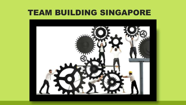 Team BuildingSingapore