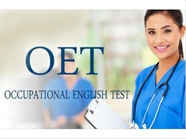 Oet coaching in australia