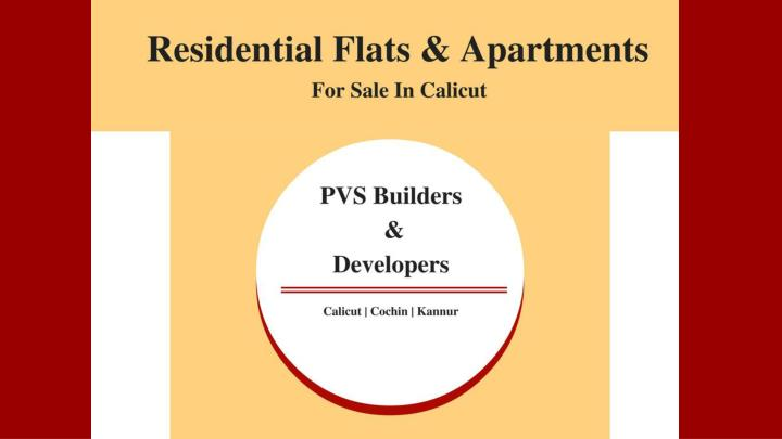 Residential flats apartments for sale in calicut 7431627