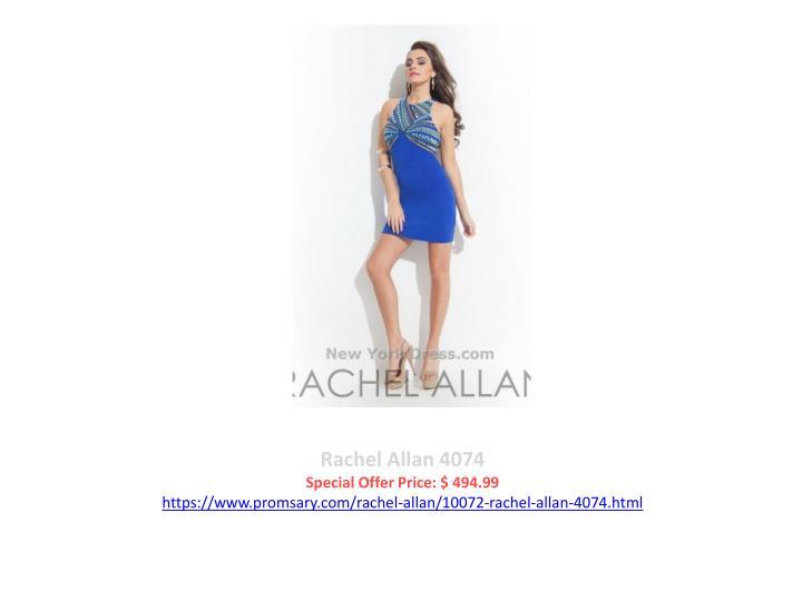 Rachel Allan 4074