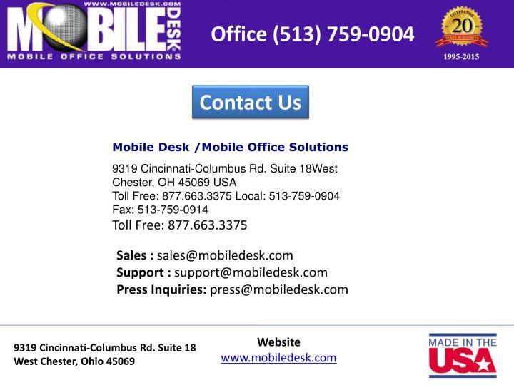 Office (513) 759-0904