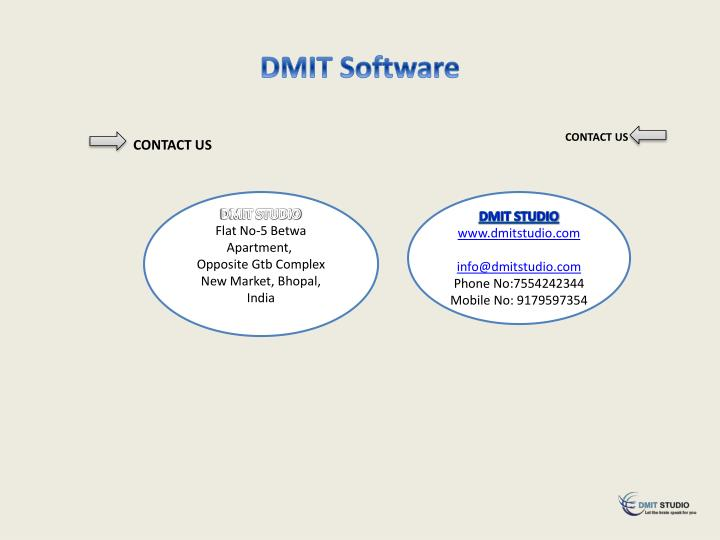 DMIT Software