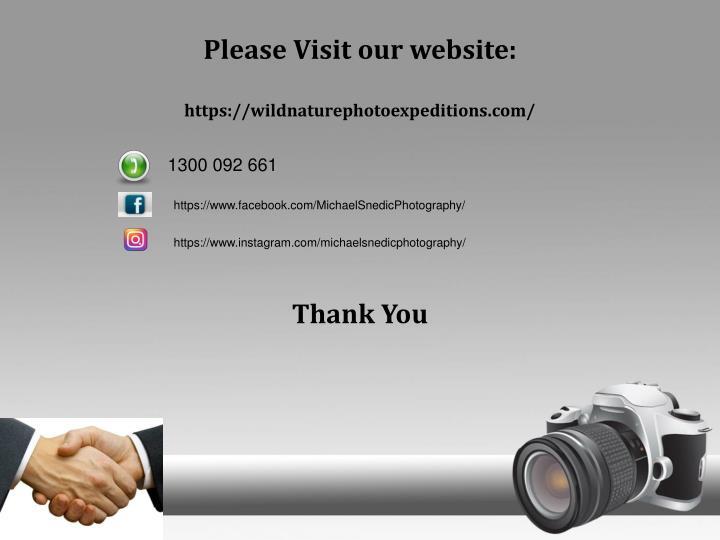 Please Visit our website: