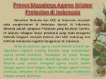 proses masuknya agama kristen protestan di indonesia