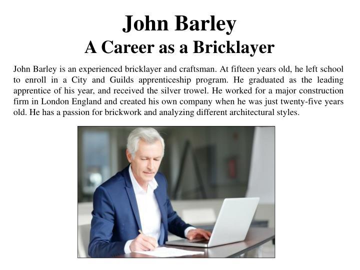 John Barley