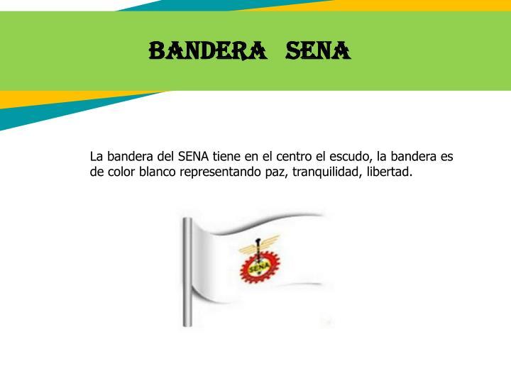 bandera   sena
