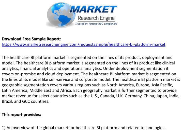 Download Free Sample Report: