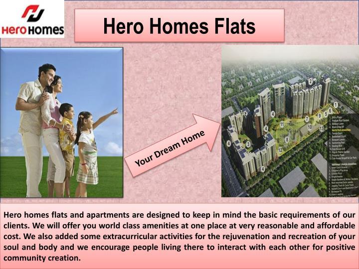 Hero Homes Flats