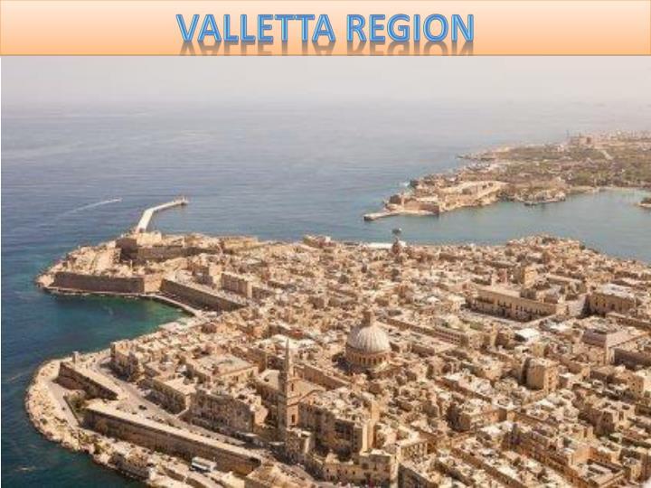 Valletta Region