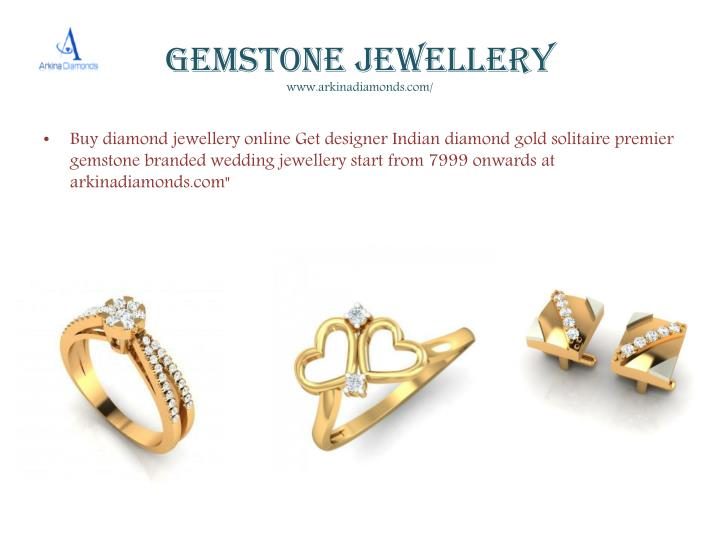 Gemstone jewellery www arkinadiamonds com