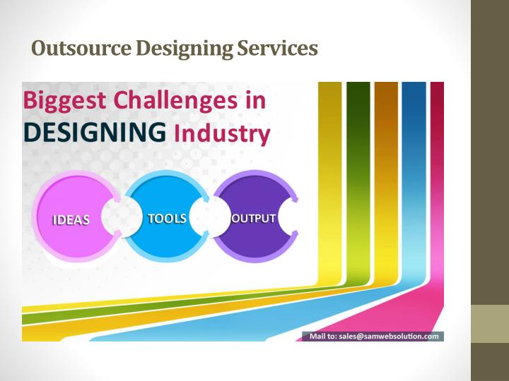 Outsource Designing Services