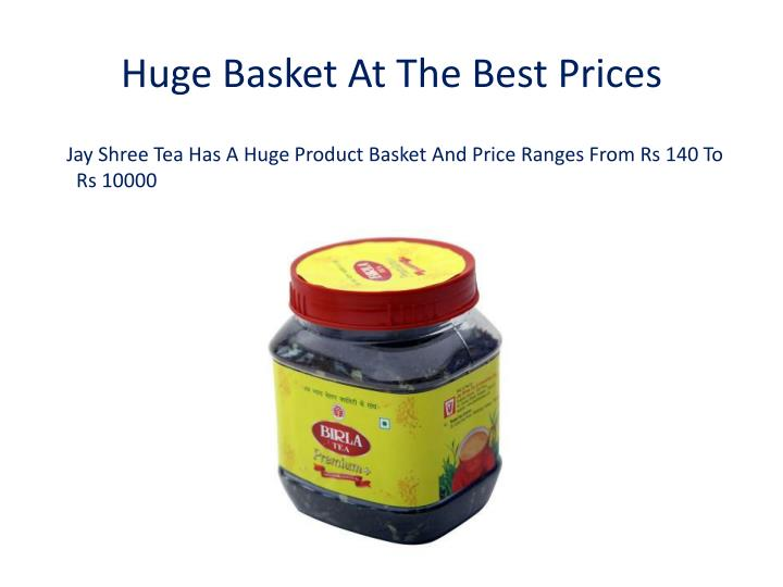 Huge Basket At The Best Prices