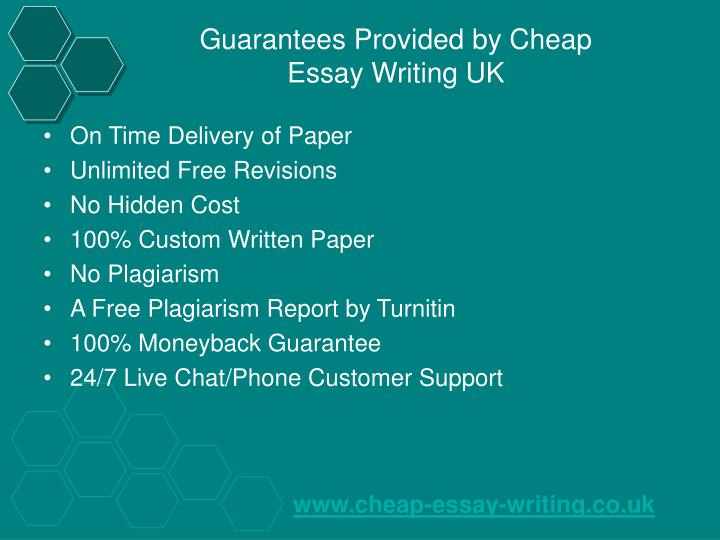 Cheapest online essays