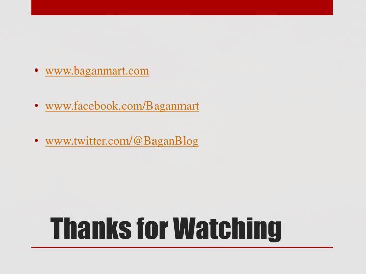 www.baganmart.com