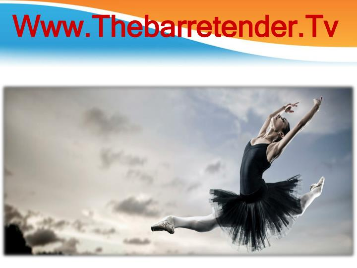 Www.Thebarretender.Tv