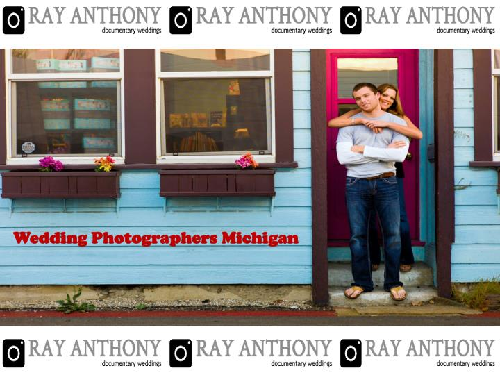 Wedding Photographers Michigan